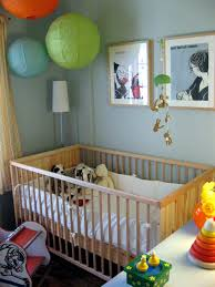 baby room decorating ideas with paper lanterns interior design