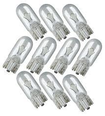 23 volt 3 watt light bulbs 10 x quality car push fit 501 wedge base 12 volt 5 watt capless