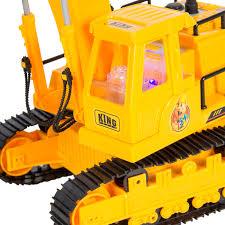 excavator halloween costume remote control rc excavator tractor construction truck 7 channel