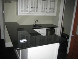 Black Granite Kitchen Countertops by Absolute Black Granite For Kitchen Design Modern Kitchen 2017