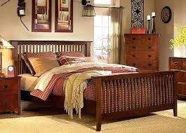 mission style bedroom set craftsman style bed mission style homes mission style bedroom