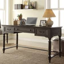 Writing Desks For Home Office Furniture Palisade Writing Desk Brown Hayneedle