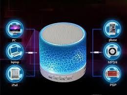 led light bluetooth speaker bluetooth speaker with led light changing color