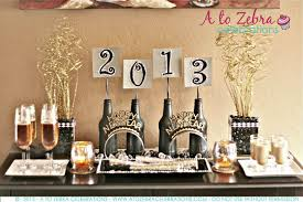 Simple New Year Decoration Ideas elegant decoration ideas for new year party 69 with additional