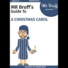 mr bruff u0027s guide to u0027a christmas carol u0027 ebook mrbruff com