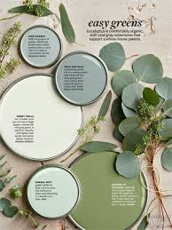 green paint swatches paint colors