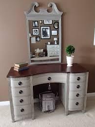 Antique White Desks by New Again Vintage Vanity