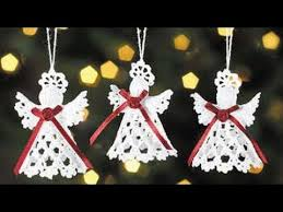 christmas special crochet angels design collection youtube