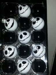 skellington ornament ornament nightmare before