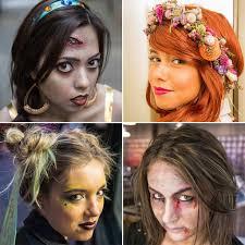 Giraffe Halloween Makeup Halloween Hair And Makeup Tutorials Popsugar Beauty