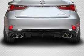 lexus is350 f sport 2015 creations 112999 2014 2015 lexus is series is350 is250 carbon