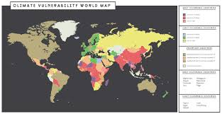 World Climate Map by Mappingclimateconflictvulnerabilityandvictims U003c Dmi U003c Foswiki