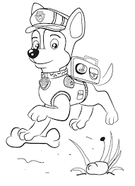 paw patrol halloween paw patrol valentine coloring pages coloring coloring pages
