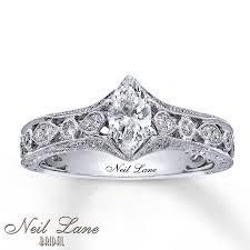 neil engagement ring neil engagement ring 3 4 ct tw diamonds 14k white gold