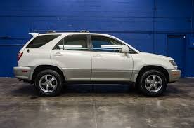 2000 lexus rx300 reviews 2000 lexus rx300 awd northwest motorsport