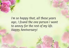 23 Happy Anniversary To My Happy Anniversary Quotes For Him Facebook Image Quotes At