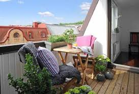 Furniture And Design Apartments I Like Blog Page - Apartment terrace design