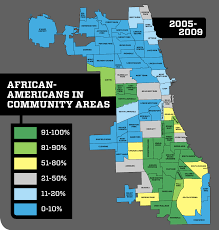 Map Chicago Metro by Separate Unequal And Ignored Politics Chicago Reader