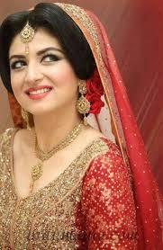 Red Bridal Dress Makeup For Brides Pakifashionpakifashion 7583 Best Paki Fashion Images On Pinterest Indian Dresses