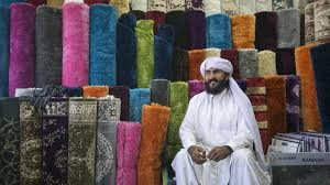 The Carpet Market Illiterate Afghan Businessman Went From Penniless Newcomer To