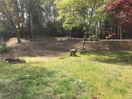 groundworks u0026 grading stripe gardens
