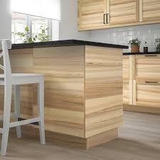 ikea kitchen cabinet back panel torhamn cover panel ash 24x80