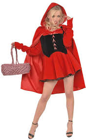 Red Riding Hood Costume Little Red Riding Hood Character Costumes Fairytale Costumes
