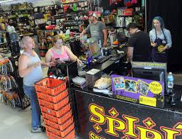 spirit store halloween believe it or not people are shopping for halloween already