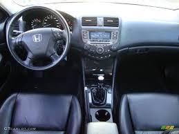 2006 black honda accord 2006 honda accord ex l v6 sedan black dashboard photo 40492270