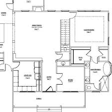 floor plan stairs 18 stairs unique open floor plan 2 story entry way new home