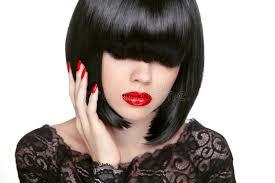 coupe de cheveux a la mode maquillage coupe de cheveux de plomb de mode coiffure longue