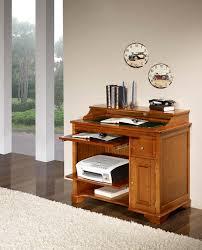 bureau en merisier petit bureau informatique elise en merisier de style louis philippe