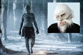 Why Buy The Official White Walker Mask When You Can Wear This For