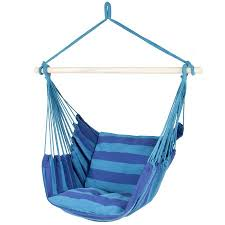 hammock hanging chair porch swing seat patio camping portable