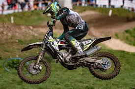 motocross news uk pocock on top at mx nationals trials and motocross news