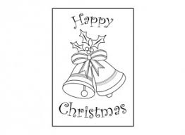 christmas card bells ichild