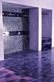 wall and floor with violet interior color trends 2012 home
