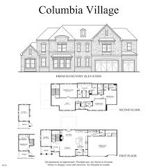 All In The Family House Floor Plan Oglethorpe New Homes In Peachtree Corners Ga Peachtree Residential