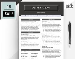 References For Resume Template Resume Icons Etsy