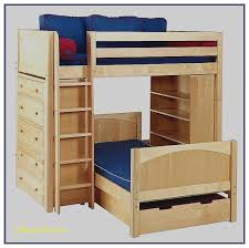 Captain Bed With Desk Dresser Fresh Twin Bed With Dresser Underneath Twin Bed With