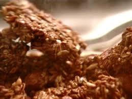 chocolate and peanut granola recipe nigella lawson food network