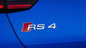 frankfurt 2017 audi rs4 avant unveiled chasing cars