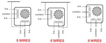 stepper motor control circuit diagram u2013 readingrat net