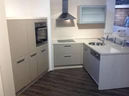 ecklösung küche neue küche tolle ecklösung einbauküche 37 winkelküche grau neu in