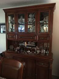 tommy bahamas style dining room table and curio with hutch for tommy bahamas style dining room table and curio with hutch