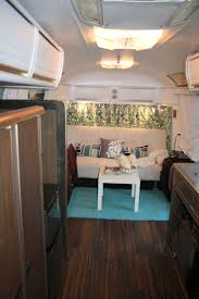 Vintage Airstream Interior by 141 Best Camper Makeover Images On Pinterest Vintage Campers