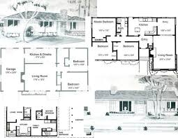 Blueprint Homes Floor Plans Excellent House Design Blueprint Comfortable 16 Farmhouse Plans