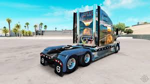 american volvo trucks skin for volvo truck vnl 780 for american truck simulator
