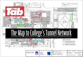 Udel Campus Map Imperial Tunnel Map Anyone Up For An Adventure