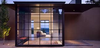 Metal Glass Door by Torrance Steel Window Co Inc